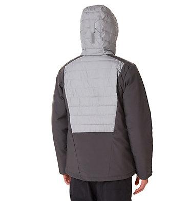 White Horizon Hybrid™ Ski Jacket , back
