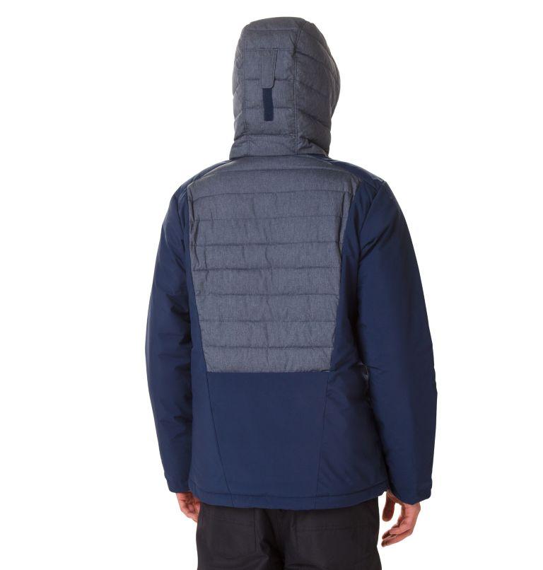 White Horizon Hybrid™ Ski Jacket White Horizon Hybrid™ Ski Jacket, back
