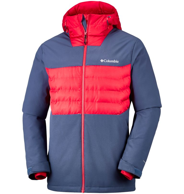 Men's White Horizon Hybrid™ Jacket Men's White Horizon Hybrid™ Jacket, front