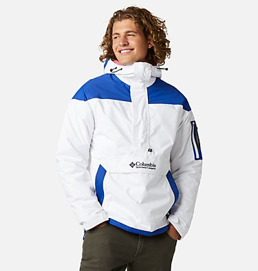 Giacca a pullover Challenger da uomo Challenger™ Pullover | 018 | S, White, Lapis Blue, front