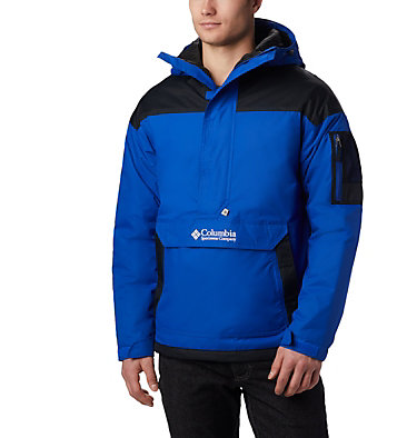 Men's Challenger Pullover Jacket Challenger™ Pullover | 018 | XS, Azul, Black, front