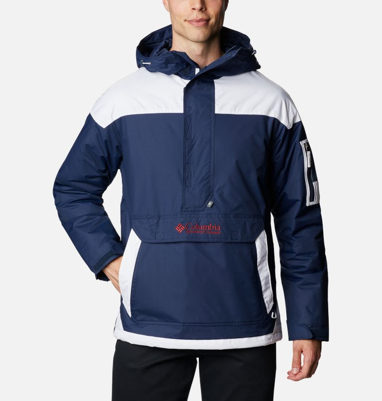 Men's Challenger™ Insulated Anorak Men's Challenger™ Insulated Anorak, front