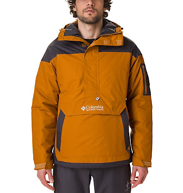 Giacca a pullover Challenger da uomo Challenger™ Pullover | 018 | XS, Burnished Amber, Shark, front