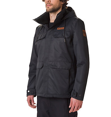 Men's South Canyon™ Mid Length Jacket South Canyon™ Lined Jacket | 010 | XL, Black, front