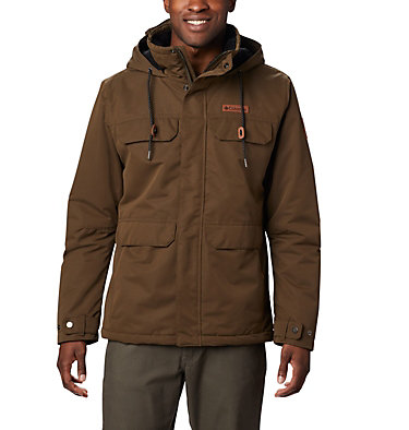 Men's South Canyon™ Mid Length Jacket South Canyon™ Lined Jacket | 010 | XL, Olive Green, front