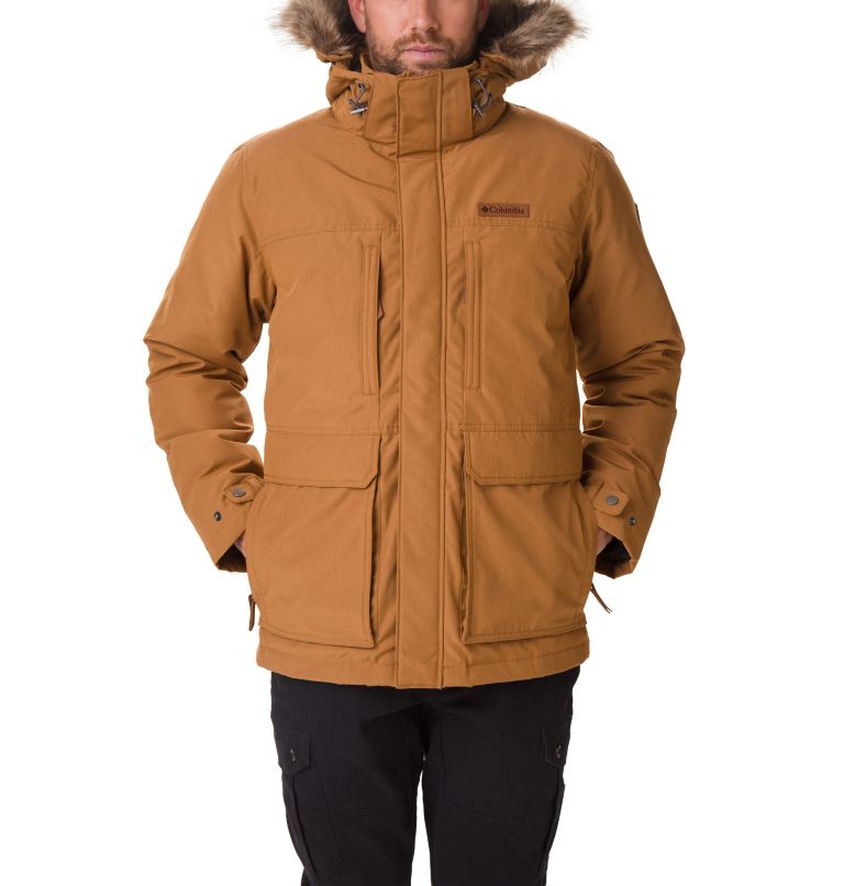 Marquam Peak™ Jacket | 224 | S Men's Marquam Peak™ Jacket, Camel Brown, a1