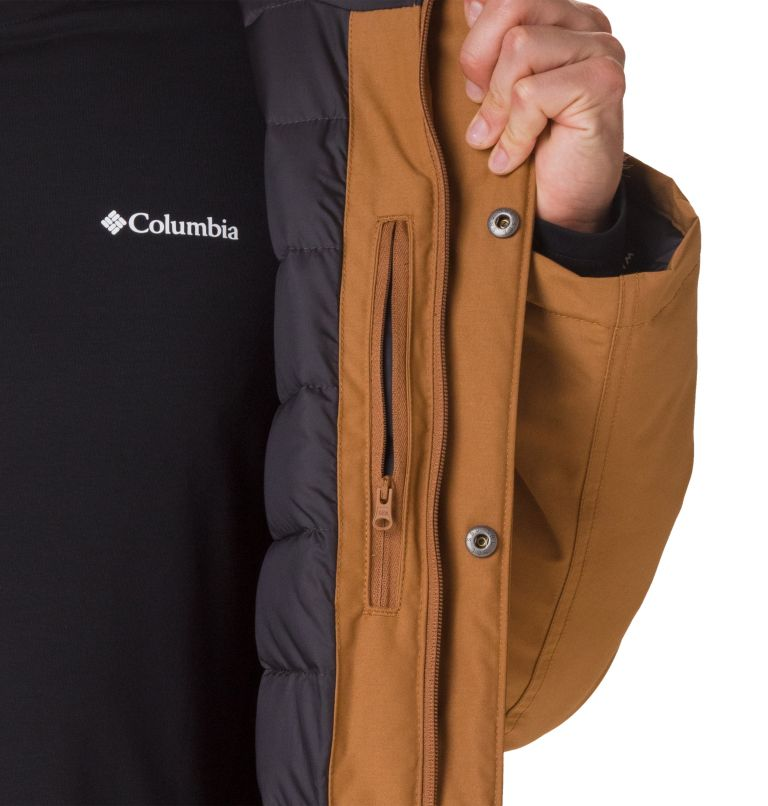 Marquam Peak™ Jacket | 224 | S Men's Marquam Peak™ Jacket, Camel Brown, a3