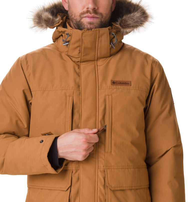 Marquam Peak™ Jacket | 224 | S Men's Marquam Peak™ Jacket, Camel Brown, a4