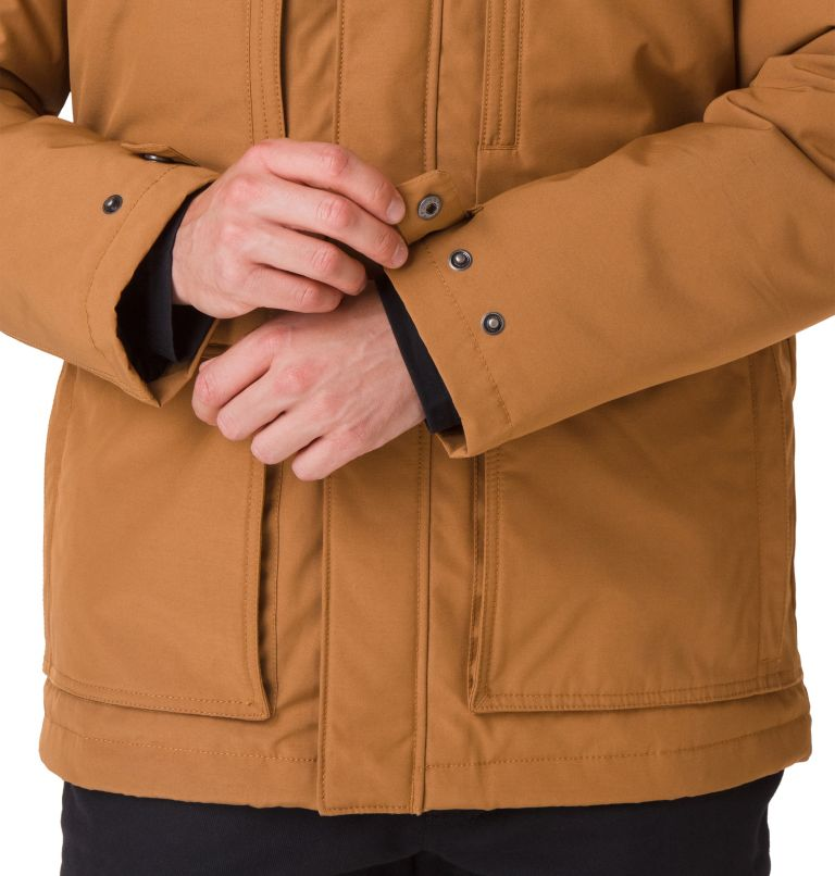 Marquam Peak™ Jacket | 224 | S Men's Marquam Peak™ Jacket, Camel Brown, a5