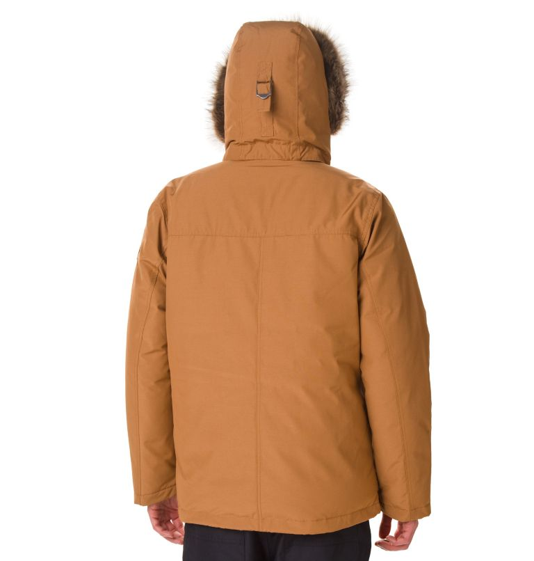 Marquam Peak™ Jacket | 224 | S Men's Marquam Peak™ Jacket, Camel Brown, back