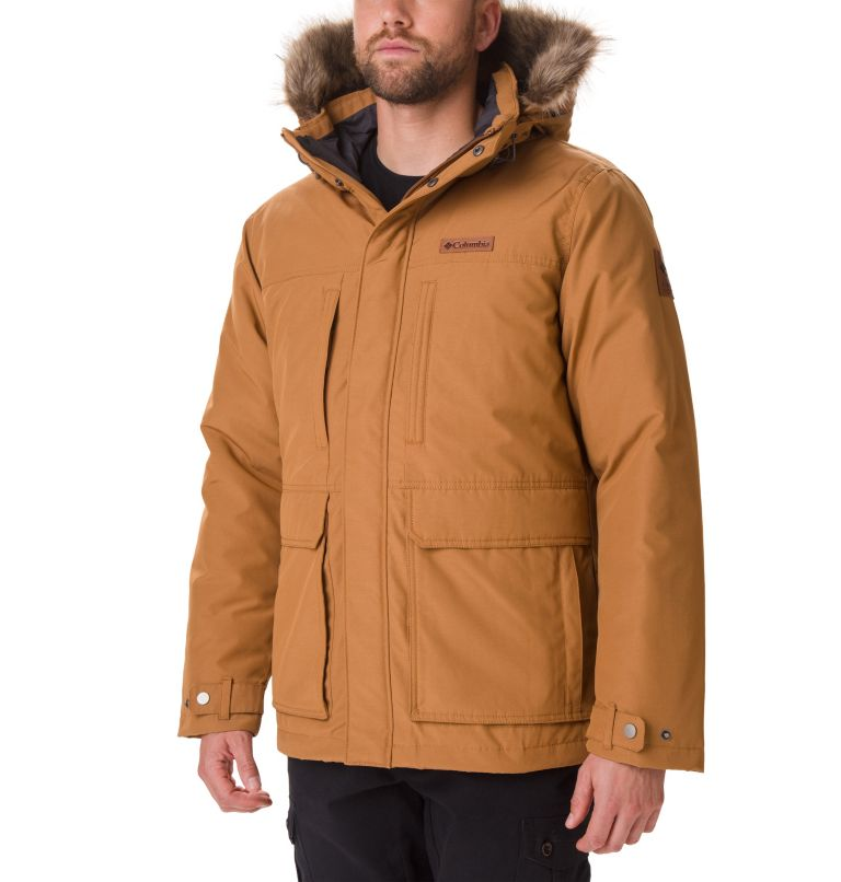 Marquam Peak™ Jacket | 224 | S Men's Marquam Peak™ Jacket, Camel Brown, front