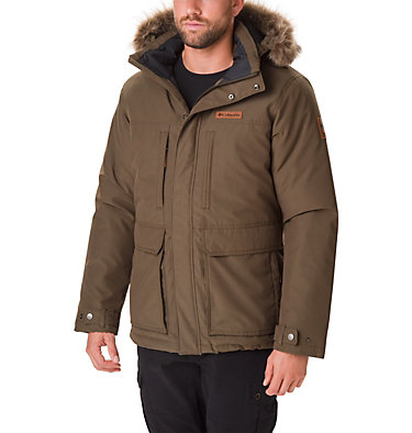 Giacca Marquam Peak™ da uomo Marquam Peak™ Jacket | 319 | XL, Olive Green, front