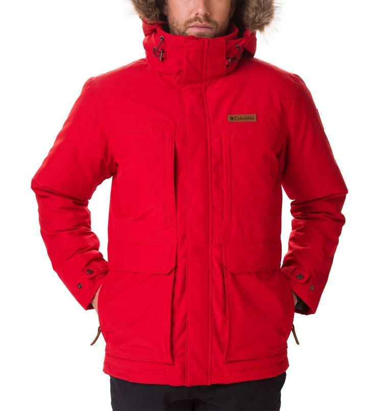 Marquam Peak™ Jacket | 613 | M Men's Marquam Peak™ Jacket, Mountain Red, a1