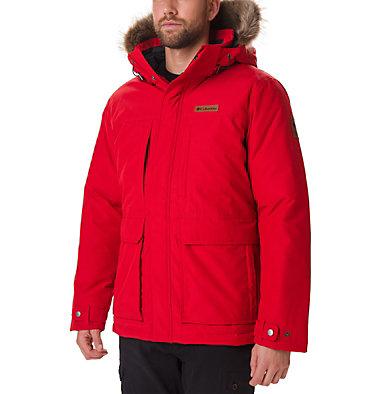 Giacca Marquam Peak™ da uomo Marquam Peak™ Jacket | 010 | XL, Mountain Red, front