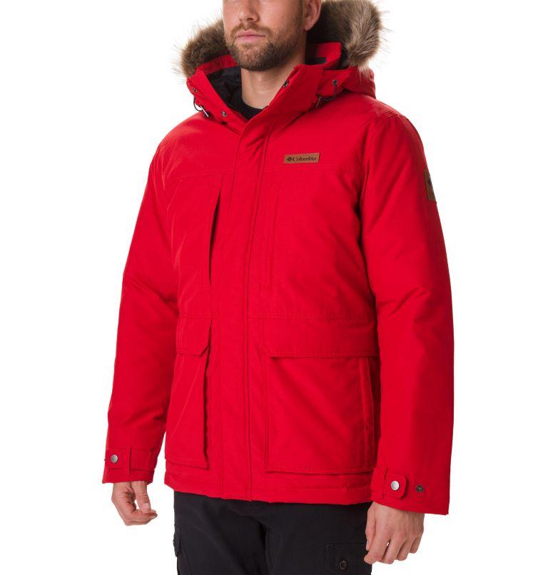 Marquam Peak™ Jacket | 613 | M Men's Marquam Peak™ Jacket, Mountain Red, front