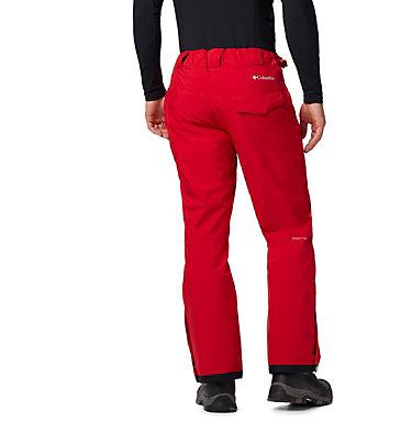 Pantalón Esquí Cushman Crest™ para hombre Cushman Crest™ Pant | 465 | XXL, Mountain Red, back