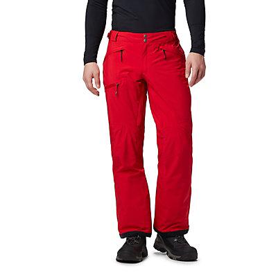 Pantalón Esquí Cushman Crest™ para hombre Cushman Crest™ Pant | 465 | XXL, Mountain Red, front