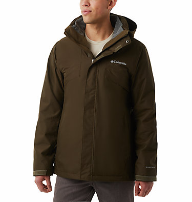 Men's Bugaboo™ II Fleece Interchange Jacket Bugaboo™ II Fleece Interchange | 464 | M, Olive Green, front