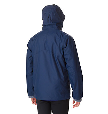 Men's Bugaboo™ II Fleece Interchange Jacket Bugaboo™ II Fleece Interchange | 464 | M, Collegiate Navy, back