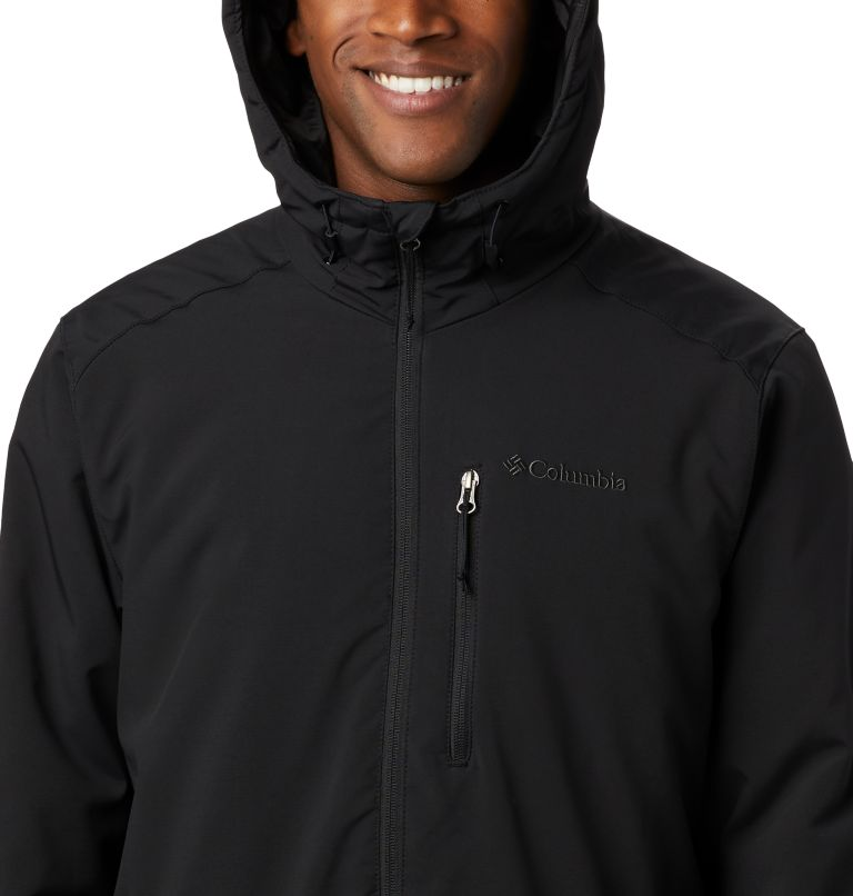 Gate Racer™ Softshell | 014 | XL Men's Gate Racer™ Softshell, Black, a3