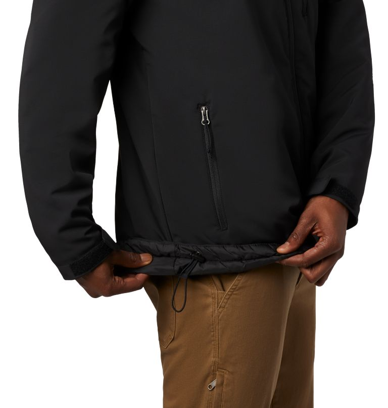 Gate Racer™ Softshell | 014 | XL Men's Gate Racer™ Softshell, Black, a4