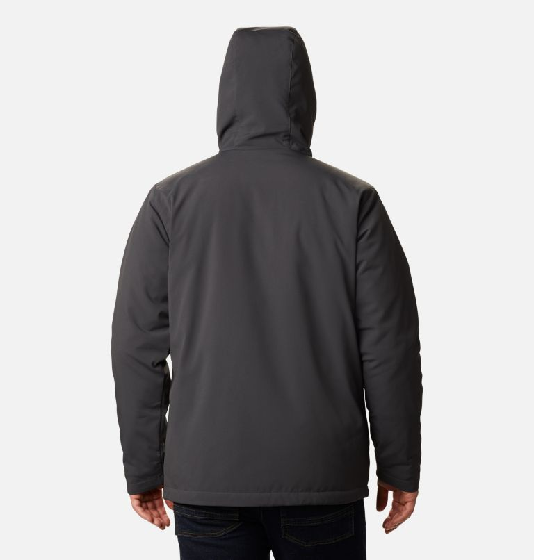 Gate Racer™ Softshell | 015 | L Men's Gate Racer™ Softshell, Shark, Harvester, back