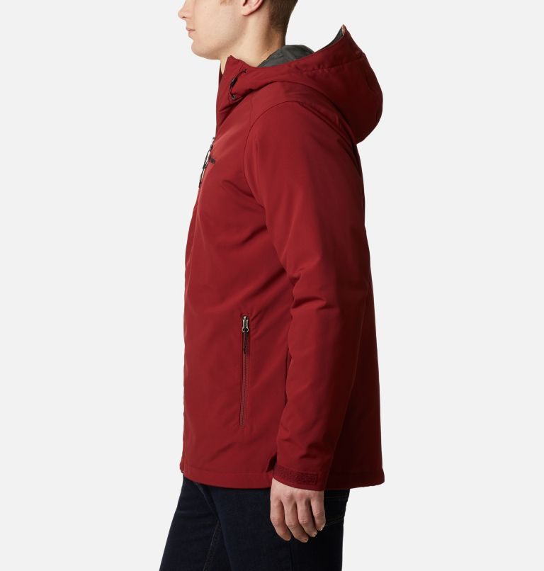 Gate Racer™ Softshell | 664 | XXL Men's Gate Racer™ Softshell, Red Jasper, a1