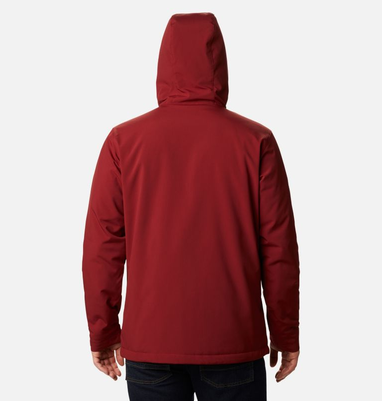 Gate Racer™ Softshell | 664 | XXL Men's Gate Racer™ Softshell, Red Jasper, back
