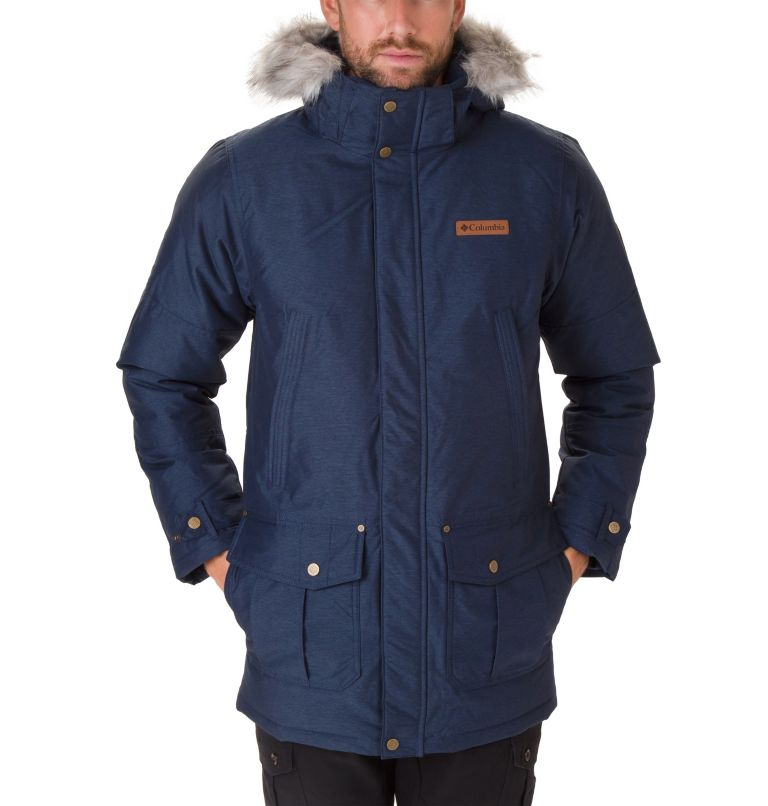 Timberline Ridge™ Jacket | 464 | S Men's Timberline Ridge™ Jacket , Collegiate Navy, a1