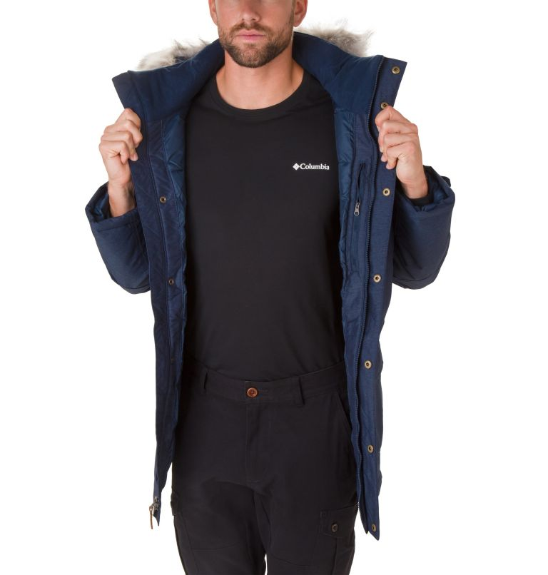Timberline Ridge™ Jacket | 464 | S Men's Timberline Ridge™ Jacket , Collegiate Navy, a3
