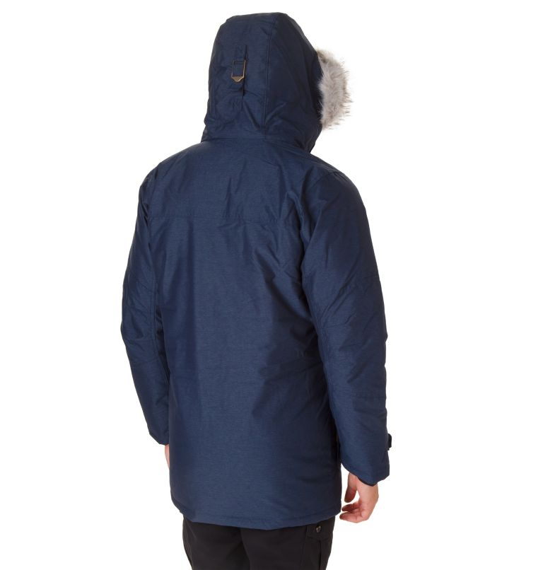 Timberline Ridge™ Jacket | 464 | S Men's Timberline Ridge™ Jacket , Collegiate Navy, back