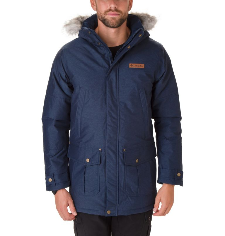 Timberline Ridge™ Jacket | 464 | S Men's Timberline Ridge™ Jacket , Collegiate Navy, front