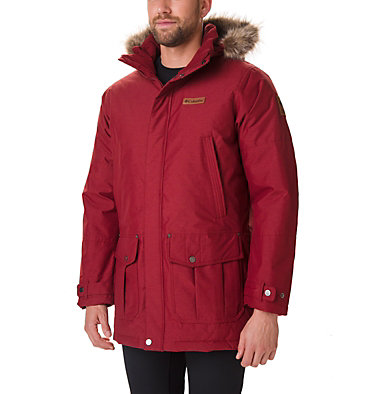 Giacca Timberline Ridge™ da uomo  Timberline Ridge™ Jacket | 012 | XXL, Red Jasper, front