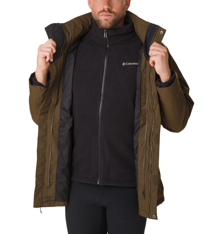 Mission Air™ Interchange Jacke | 319 | XL Men's Mission Air™ Interchange Jacket, Olive Green, a4