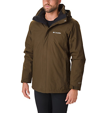 Chaqueta Mission Air™ Interchange para hombre Mission Air™ Interchange Jacke | 478 | XL, Olive Green, front