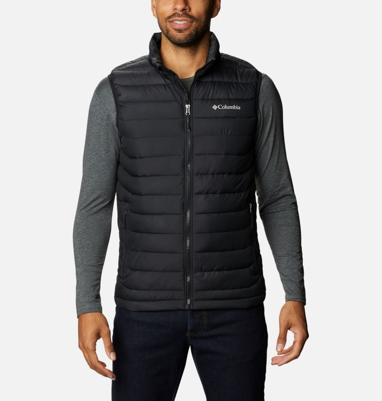 Men's Powder Lite™ Vest - Big Men's Powder Lite™ Vest - Big, front