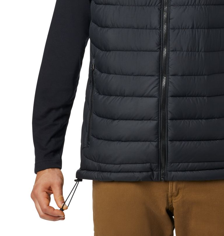Veste Sans Manches Powder Lite™ Homme - Grande Taille Veste Sans Manches Powder Lite™ Homme - Grande Taille, a2