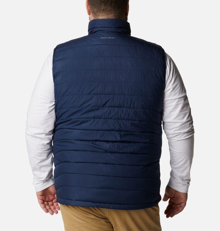 Men's Powder Lite™ Vest - Big Men's Powder Lite™ Vest - Big, back
