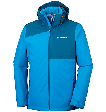 Men's Aravis Explorer™ Interchange Jacket - Plus Size , front