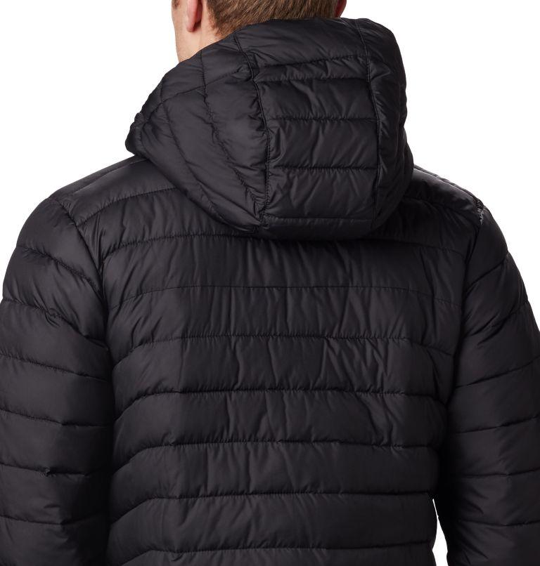 Men's Powder Lite™ Hooded Jacket - Plus Size Men's Powder Lite™ Hooded Jacket - Plus Size, a3