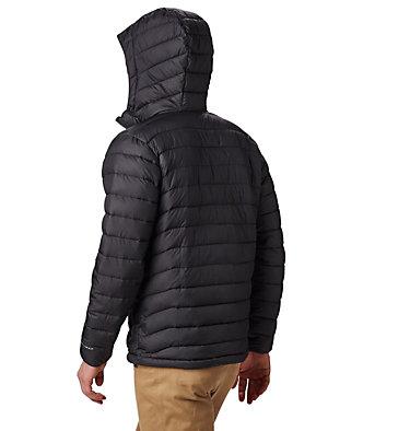 Men's Powder Lite™ Hooded Jacket - Plus Size , back