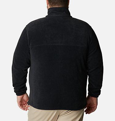 Men's Steens Mountain™ 2.0 Full Zip Fleece Jacket — Big Steens Mountain™ Full Zip 2.0 | 020 | 2X, Black, back