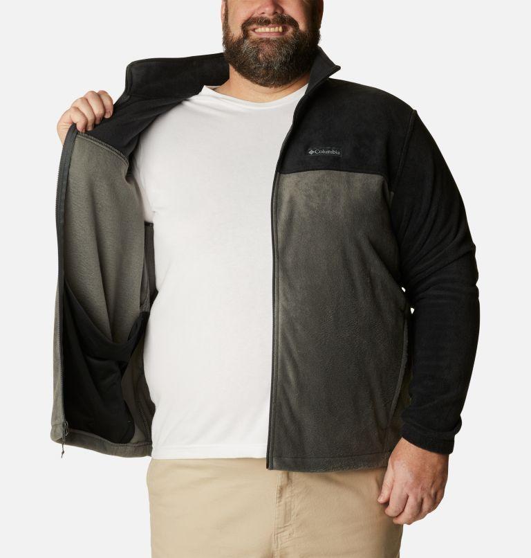 Men's Steens Mountain™ 2.0 Full Zip Fleece Jacket - Big Men's Steens Mountain™ 2.0 Full Zip Fleece Jacket - Big, a3