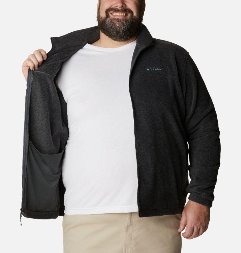 Men's Steens Mountain™ 2.0 Full Zip Fleece Jacket — Big Men's Steens Mountain™ 2.0 Full Zip Fleece Jacket — Big, a3