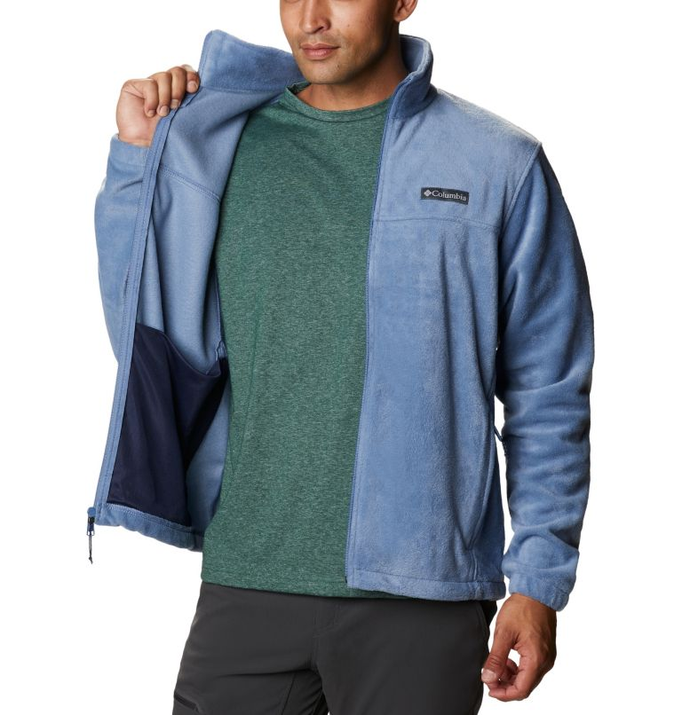 Men's Steens Mountain™ 2.0 Full Zip Fleece Jacket — Big Men's Steens Mountain™ 2.0 Full Zip Fleece Jacket — Big, a3