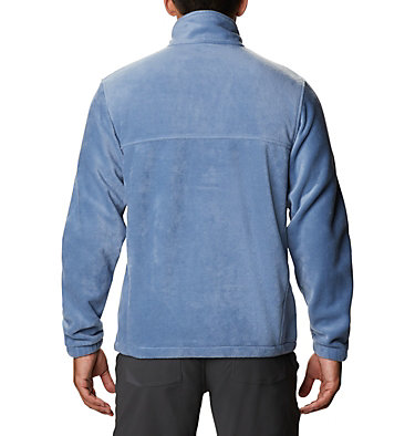 Men's Steens Mountain™ 2.0 Full Zip Fleece Jacket — Big Steens Mountain™ Full Zip 2.0 | 024 | 1X, Bluestone, back