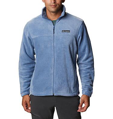 Men's Steens Mountain™ 2.0 Full Zip Fleece Jacket — Big Steens Mountain™ Full Zip 2.0 | 024 | 1X, Bluestone, front