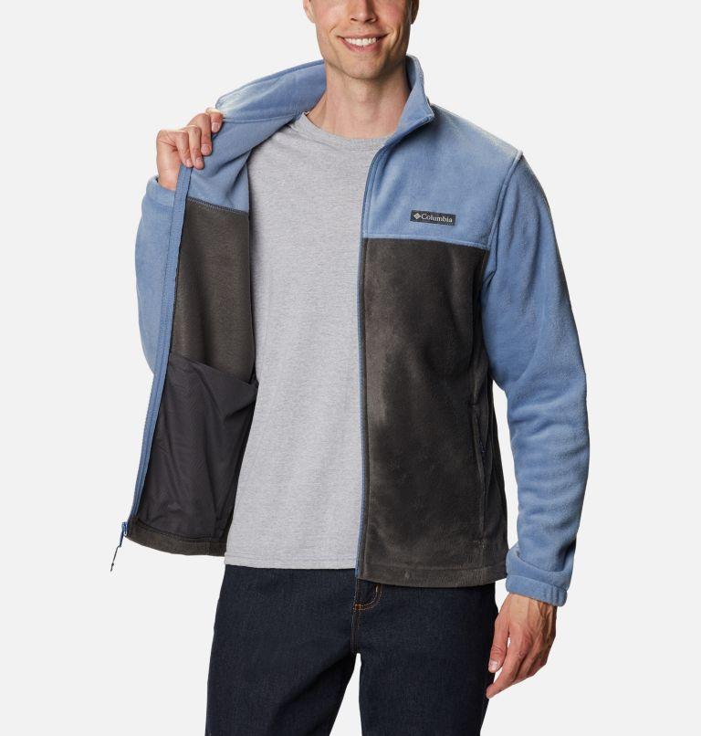 Steens Mountain™ Full Zip 2.0   451   3X Men's Steens Mountain™ 2.0 Full Zip Fleece Jacket — Big, Bluestone, Shark, a3