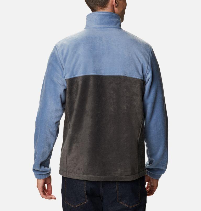 Steens Mountain™ Full Zip 2.0   451   3X Men's Steens Mountain™ 2.0 Full Zip Fleece Jacket — Big, Bluestone, Shark, back