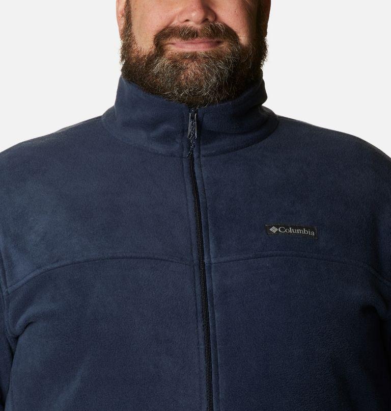 Steens Mountain™ Full Zip 2.0 | 464 | 3X Men's Steens Mountain™ 2.0 Full Zip Fleece Jacket — Big, Collegiate Navy, a2